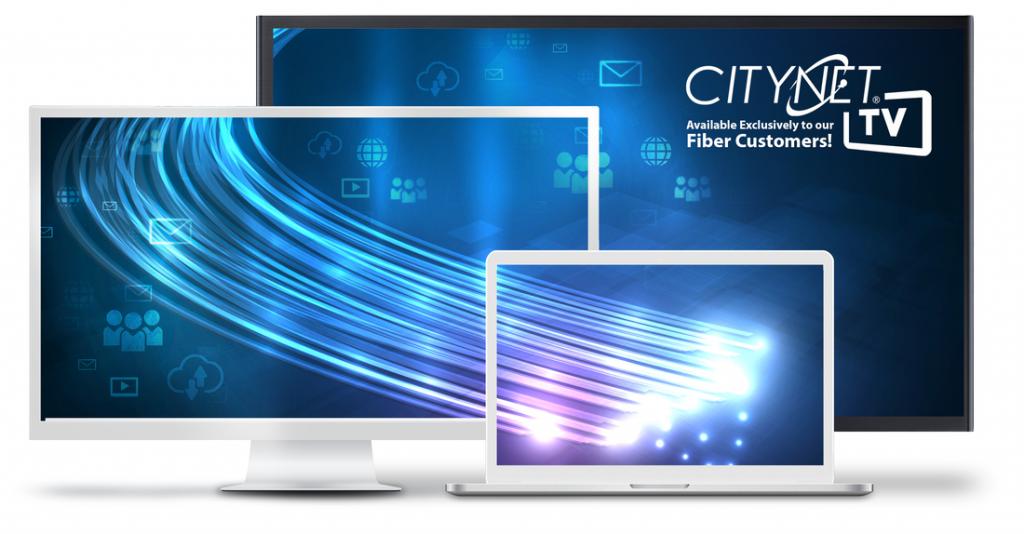 Citynet Fiber Banner