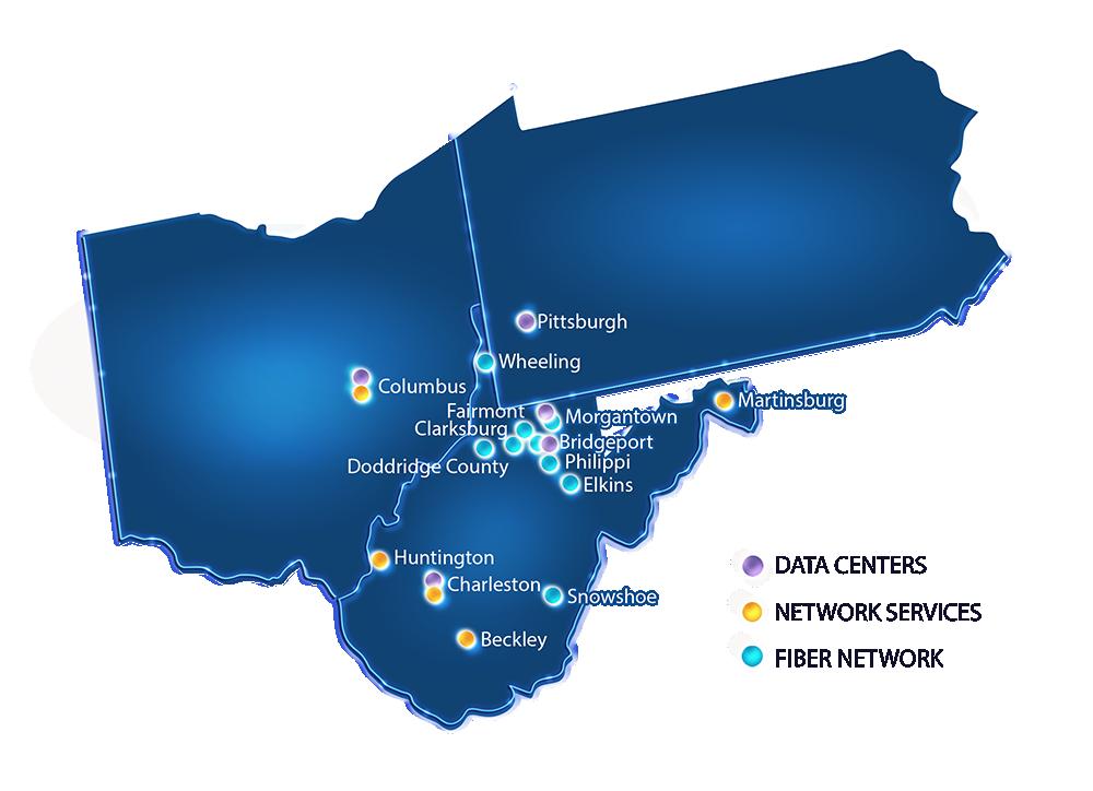 Citynet Fiber Map